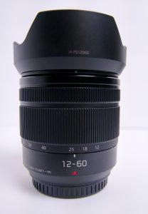 Panasonic Lumix 12-60mm