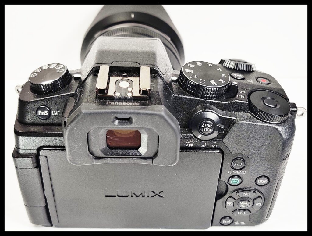 Panasonic Lumix G85 Function Buttons